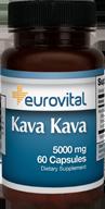 Kava Kava 5000 mg 60 capsules (EV)