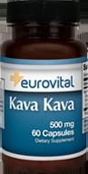 Kava Kava 500mg 60 Capsules (EV)